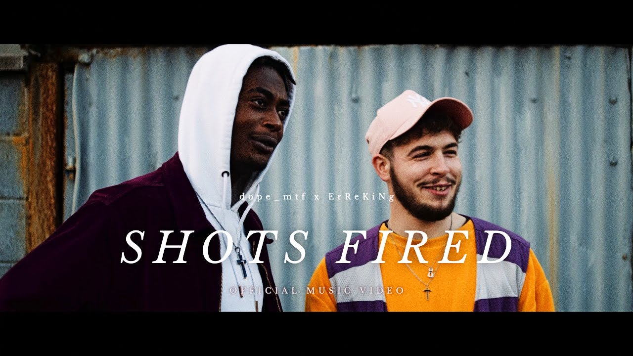 dope_mtf ft. ErReKiNg - Shots Fired (Official Music Video)