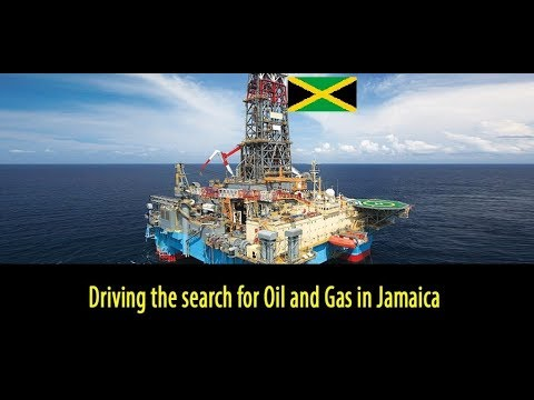 Jamaica News Oil Find  2018
