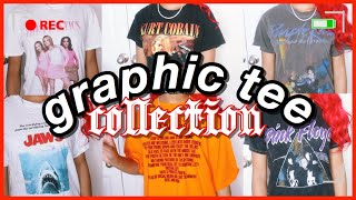 graphic tee collection ⎪40+ tees