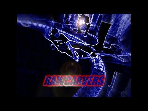 Raw Carvers Skate - Full movie - The 1990's