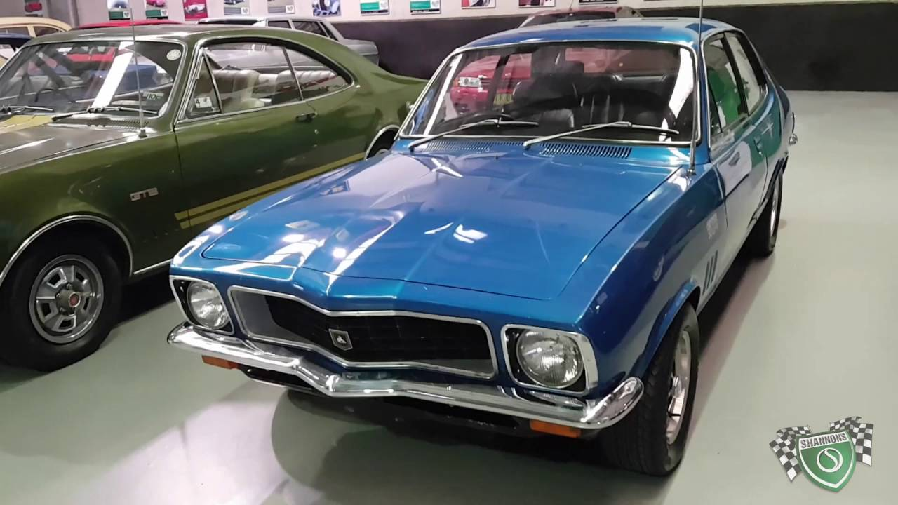 1973 Holden LJ Torana GTR XU-1 Sedan - 2016 Shannons Spring Classic Auction