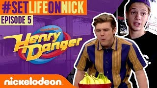 FOOD & SNACKS on the Henry Danger Set! | 🌮 BTS Ep. 5 | #SetLifeOnNick