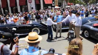 Beverly Hills LifeStyle_The Rodeo Drive Concours d'Elegance Car show 2015