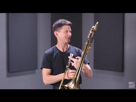 XO 1236LO Professional Series F-Attachment Trombone
