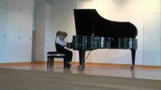 Piano duet, Vierhändig, Brahms Ungarische Tanz. Nr. 2