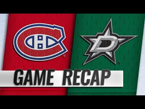 Petry scores in OT to propel Canadiens past Stars