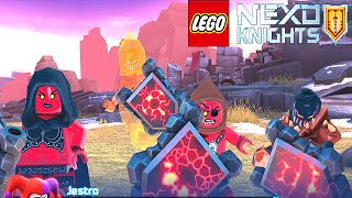 Final Boss Lavaria - LEGO NEXO KNIGHTS MERLOK 2.0