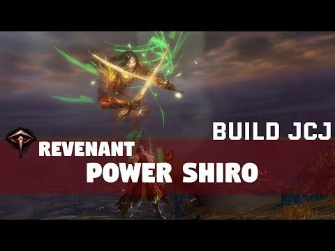 Guild Wars 2 [JCJ] Build Revenant Power Shiro thumbnail