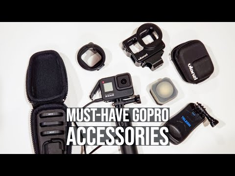 Best 9 GoPro Accessories 2020 - You Need These For Your New GoPro!