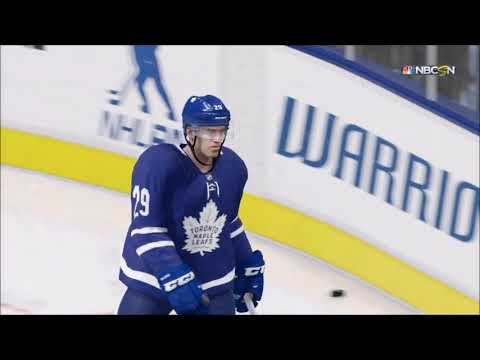 NHL 18 Toronto Maple Leafs vs. Chicago Blackhawks