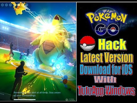 Pokemon Go Hack Latest Version download for iOS with TutuApp Windows
