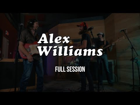 Alex Williams - Full Session - Gaslight Sessions
