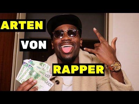 5 ARTEN VON RAPPERN | Ah Nice