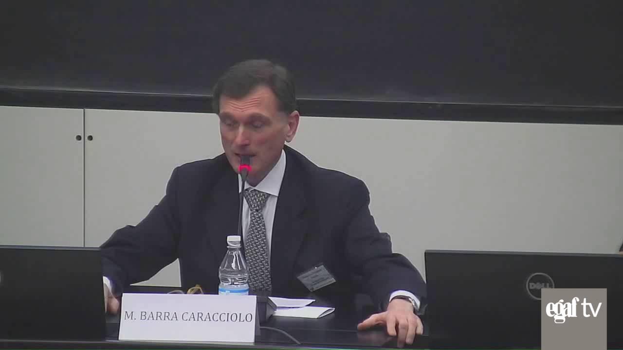 Ing. Marco Barra Caracciolo - Costi standard per l\'infrastruttura ...