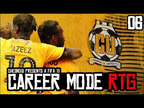 FIFA 19 | Career Mode RTG S6 Ep6 - SUCH A DIFFICULT MONTH!! thumbnail