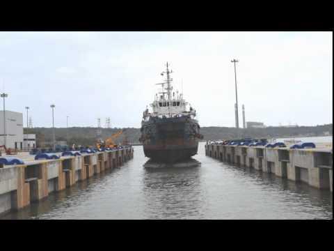 Ship Lift System