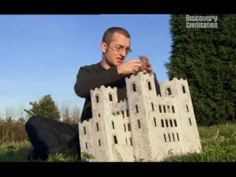 Castle [Marc Morris] Episode 2  Rochester and Hedingham (more episodes in description)