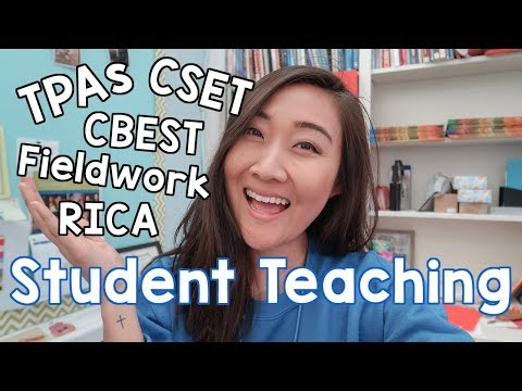 How To Become A Teacher In California