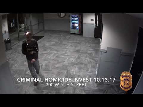 Person of interest in Indy canal apartment death