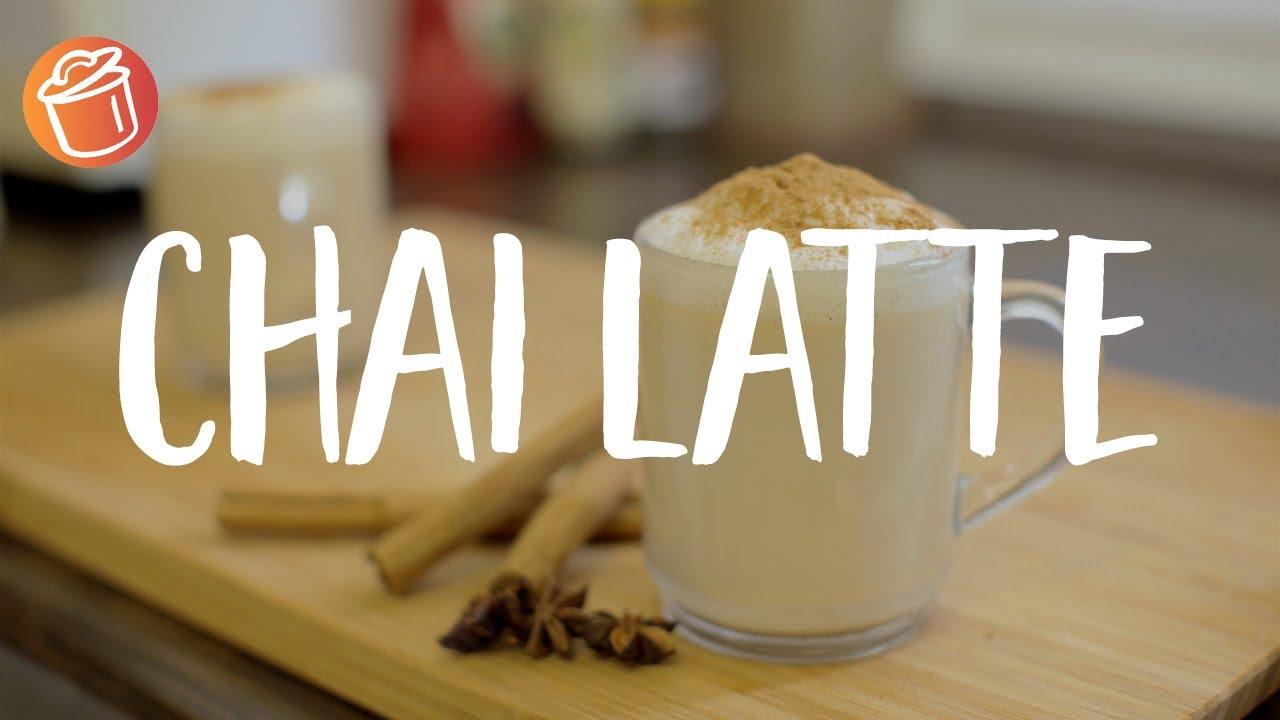 chai latte rezept chochdoch mit muriel youtube. Black Bedroom Furniture Sets. Home Design Ideas