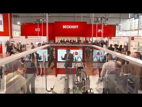 Hannover Messe 2018, Tag 2: Beckhoff Messe-TV