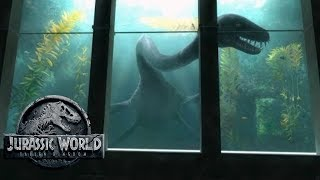 What Would Have Happened If The Plesiosaurus Was In Jurassic World? | Fallen Kingdom Aftermath