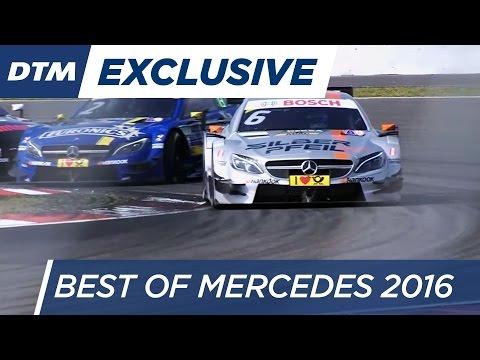 Best of MERCEDES - DTM 2016