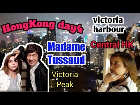 hong-kong-|-madame-tussauds-|-victoria-peak|-peak-tram-|-victoria-harbour-|-hongkong-central