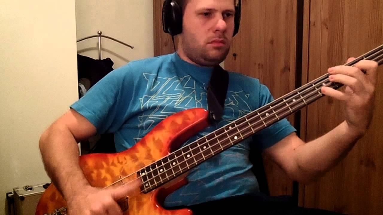 Jimi Hendrix Hey Joe Slap Bass Impro