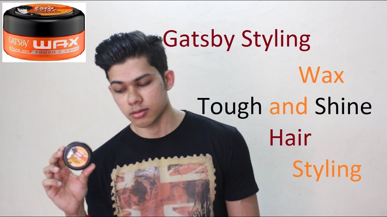 how to make hair wax for styling gatsby styling wax tough and shine hair style review 1776 | maxresdefault