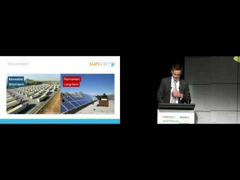 0007 KEYNOTE Will Rayward Smith Reshaping Solar to Meet Mining's Energy Needs