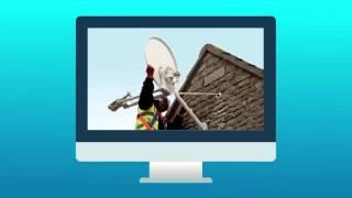 Satellite Broadband - How it works