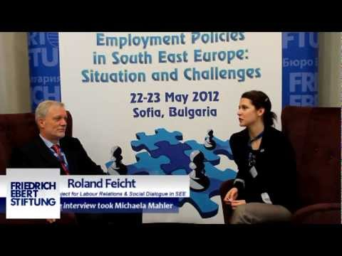 FES Regional Conference: Employment Policies in South East Europe: Situation and Challenges