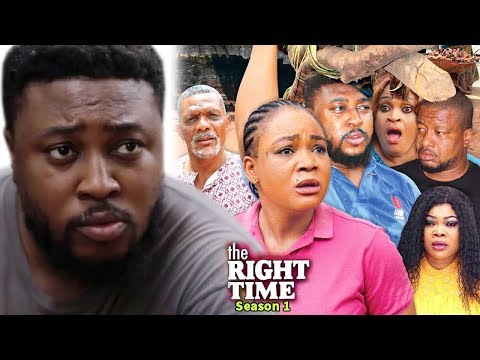 The Right Time Season 1- 2018 Latest Nigerian Nollywood Movie Full HD