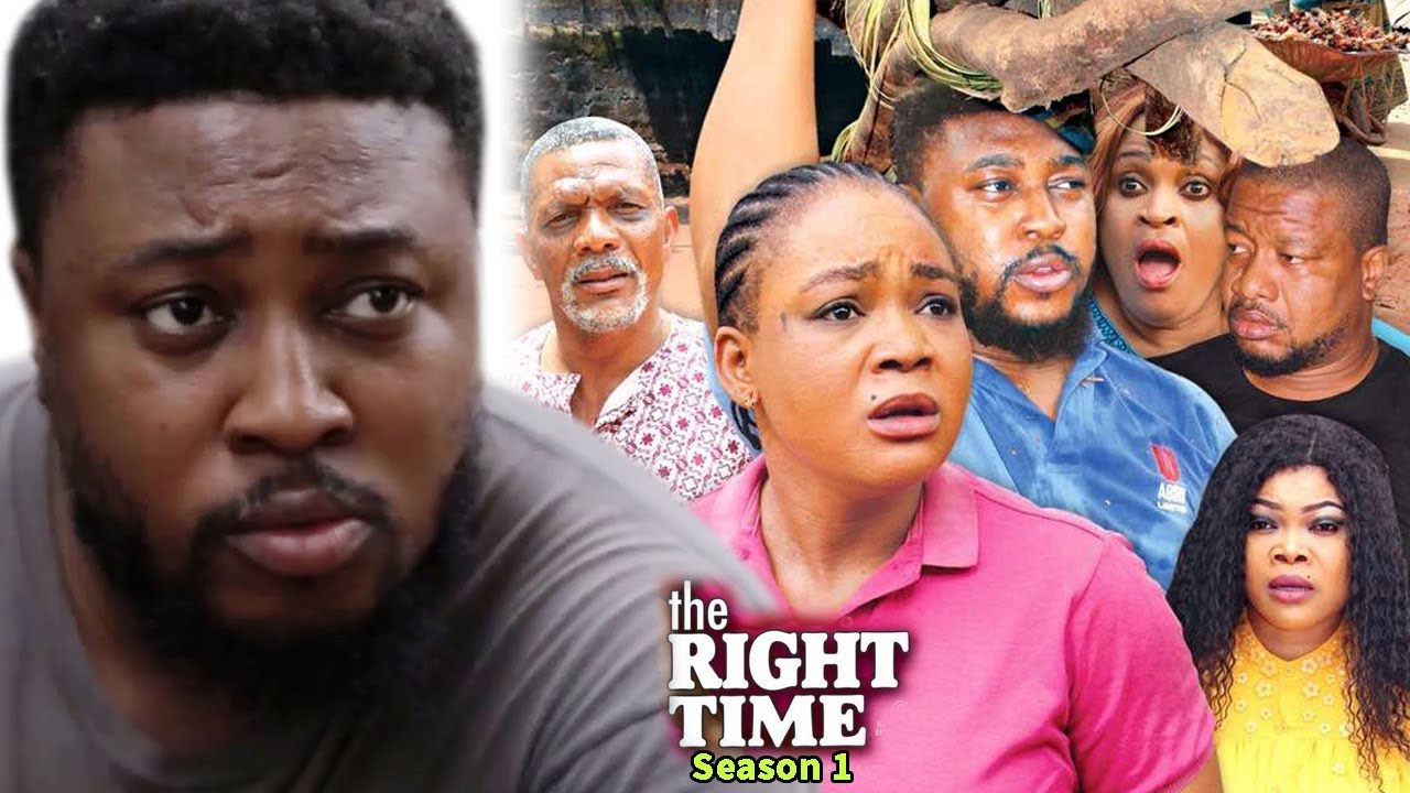 Download The Right Time Season 1- 2018 Latest Nigerian Nollywood Movie Full HD