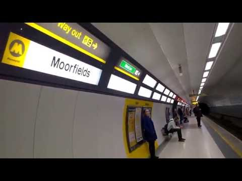 Moorfields Train Station