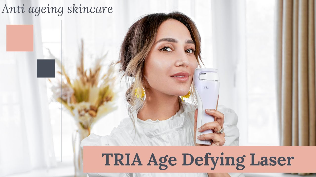Download ad SKINCARE: AGEING BACKWARDS WITH TRIA AGE DEFYING LASER