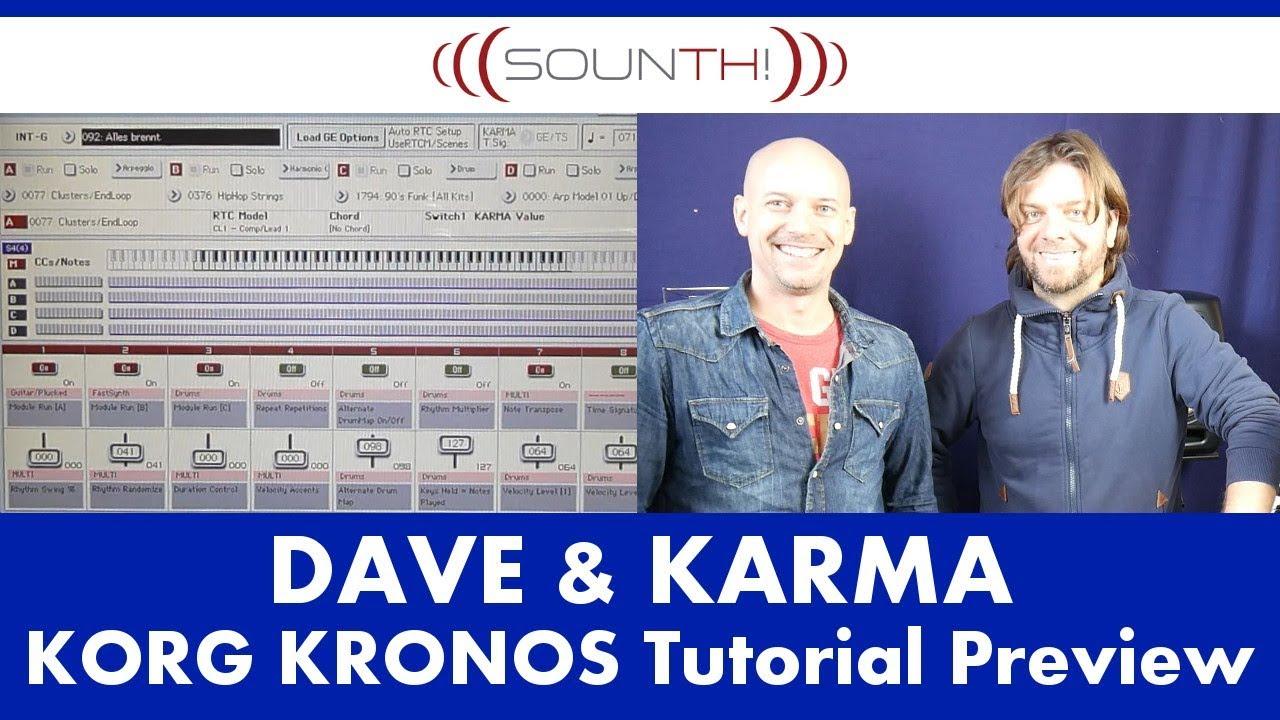 Karma-lab releases korg m3 tutorial emusician.