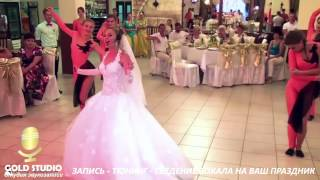 Запись вокала и исполнение на свадьбе в Дзержинске