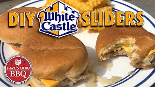 DIY White Castle Slider - Copycat Recipe