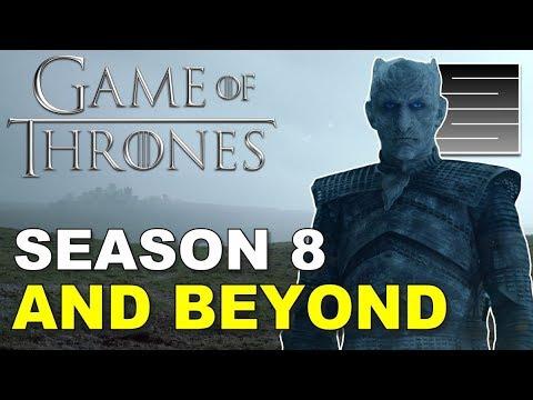 Game Of Thrones Season 8 And Beyond!