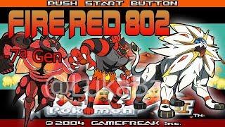 SAIU!POKÉMON FIRE RED 802!(CHINA),COMO BAIXAR(POKÉMON EMERALD 802 E FIRE RED 820)!Para Android e PC