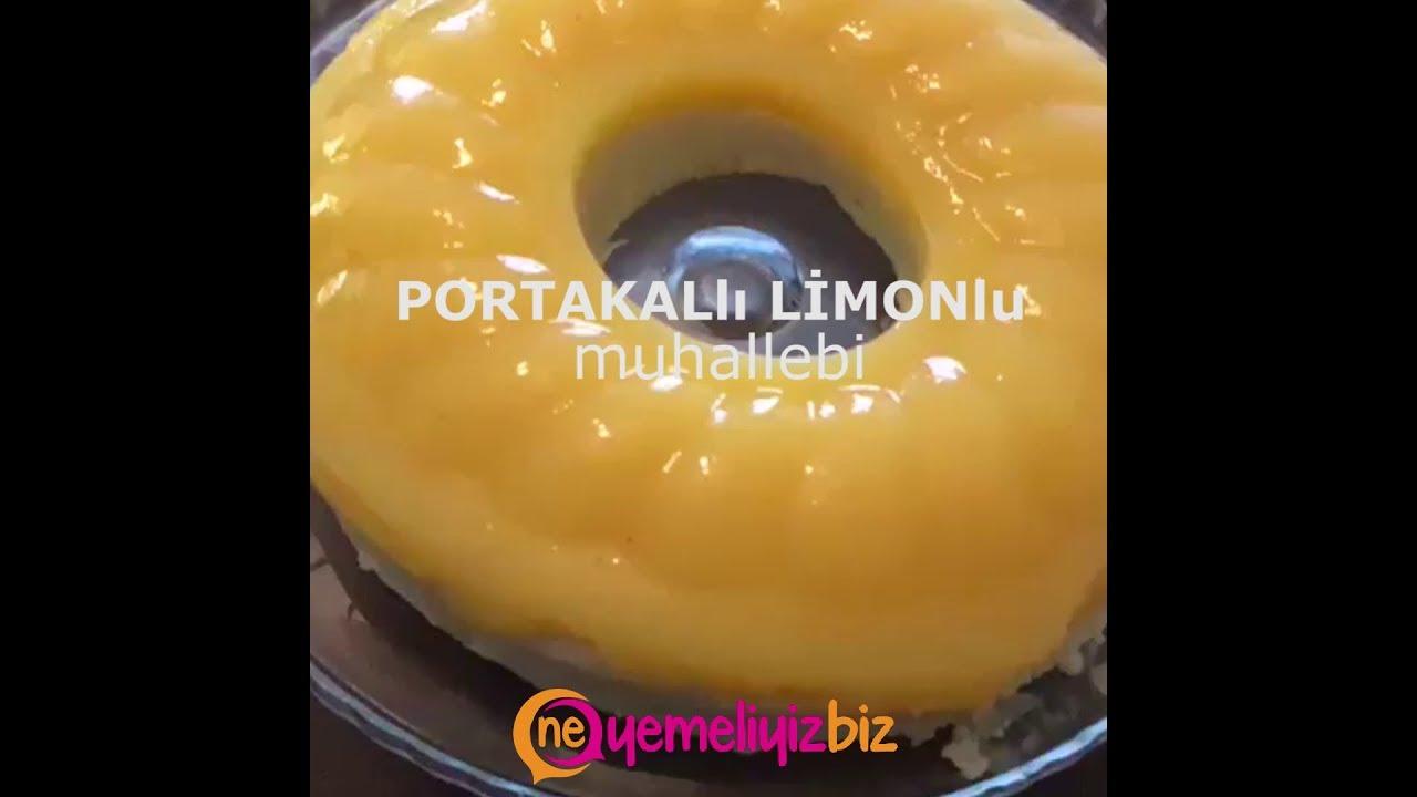 Limonlu Jöle Pasta