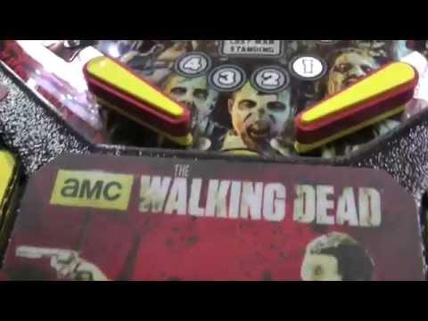 Walking Dead Pinball Tutorial
