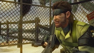 Metal Gear Solid: Peace Walker - Gameplay Walkthrough Part 1 - Intro