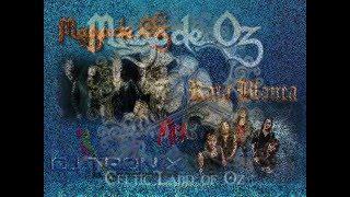 Gambar cover Mago de Oz y Rata Blanca Mix . Dj  Tronix El Coleccionista