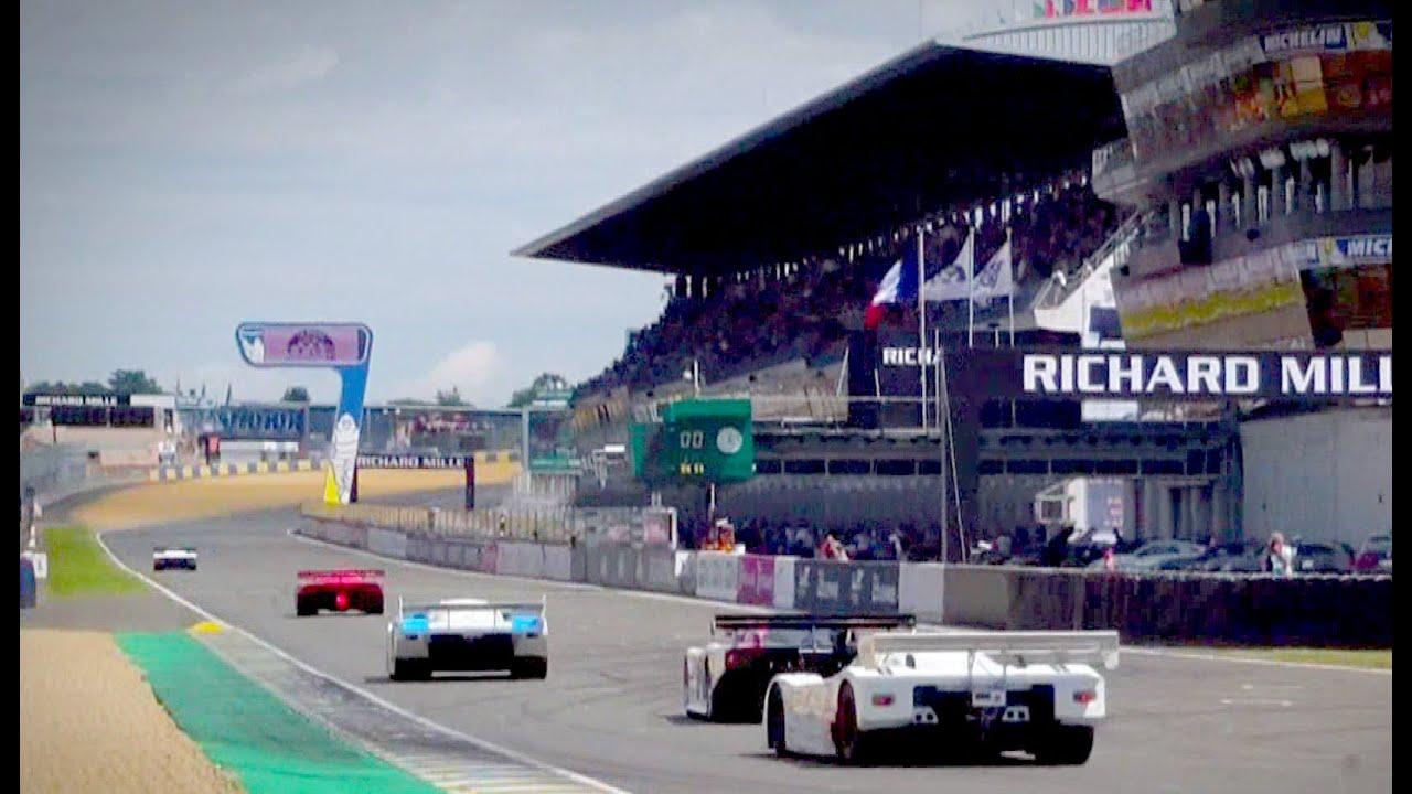 HIGHLIGHTS RACE CARS GROUPE C V8/V10/V12 ENGINE SOUND (LE MANS ...