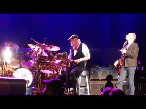 OVER MY HEAD Fleetwood Mac 4/6/15 Rabobank Arena, Bakersfield, CA