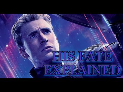 Captain America's Fate in Avengers Endgame Explained