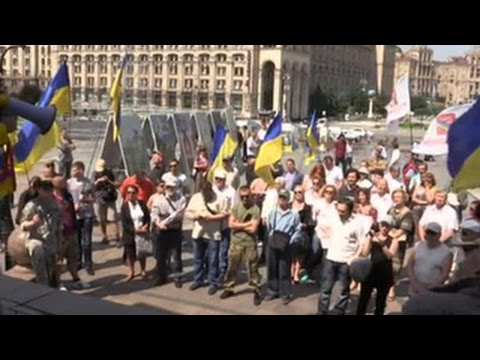 Год с Порошенко: Украина подводит итоги